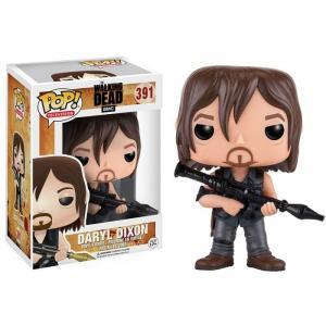 ウォーキング デッド Walking Dead ファンコ Funko フィギュア おもちゃ POP! TV Daryl Dixon Vinyl Figure #391 [Rocket Launcher]|fermart-hobby