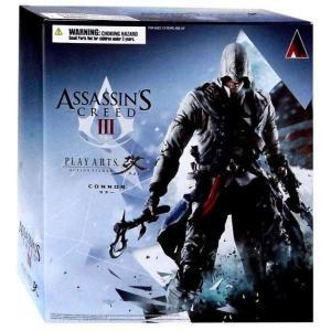 アサシン クリード Assassin's Creed スクウェア エニックス Square Enix フィギュア おもちゃ III Liberation Play Arts Kai Connor Exclusive Action Figure|fermart-hobby