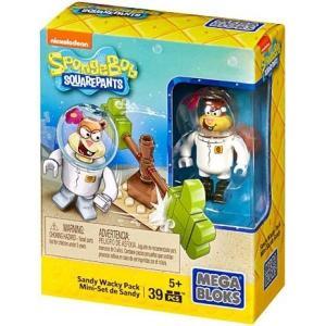 スポンジ ボブ Spongebob Squarepants おもちゃ・ホビー Sandy Wacky Pack set fermart-hobby