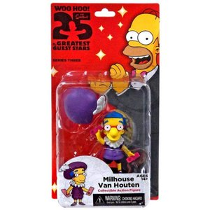 ザ シンプソンズ The Simpsons フィギュア シリーズ3 Greatest Guest Stars Series 3 Milhouse Action FIgure|fermart-hobby