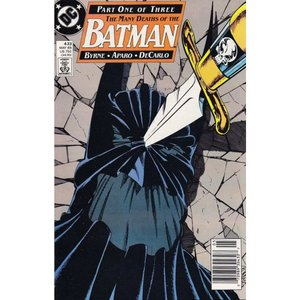 ディーシー コミックス DC Comics 本・雑誌 Vol. 1 #433 The Many Deaths of The Batman Comic Book|fermart-hobby