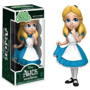 アリス Alice ファンコ Funko フィギュア おもちゃ Disney in Wonderland Rock Candy Vinyl Figure|fermart-hobby