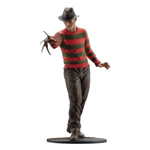 エルム街の悪夢 Nightmare on Elm Street 彫像・スタチュー Part 4 Dream Masters ArtFX+ Freddy Krueger Statue|fermart-hobby