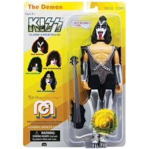 キッス KISS フィギュア Music Icons Gene Simmons Action Figure [The Demon]|fermart-hobby