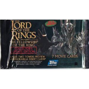 ロード オブ ザ リング The Lord of the Rings トレーディングカード Update Edition The Fellowship of the Ring Trading Card Pack fermart-hobby