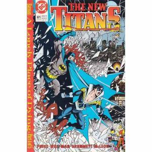 ディーシー コミックス DC 本・雑誌 The New Titans #61 Comic Book|fermart-hobby
