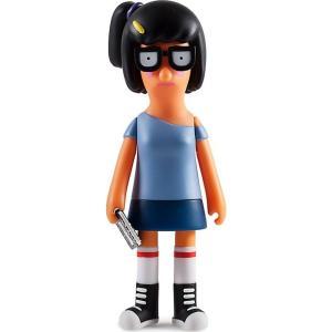 ボブズ バーガーズ Bob's Burgers キッドロボット Kidrobot フィギュア おもちゃ Bad Tina 7-Inch Medium Figure|fermart-hobby