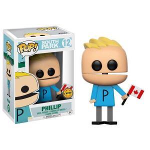サウスパーク South Park フィギュア POP! TV Phillip Vinyl Figure #12 [Canadian Flag Chase Version] fermart-hobby