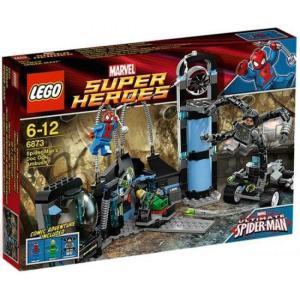 スパイダーマン Spider-Man レゴ LEGO おもちゃ Marvel Super Heroes Ultimate 's Doc Ock Ambush Exclusive Set #6873 fermart-hobby