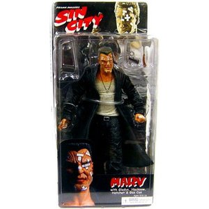 シン シティ Sin City フィギュア Marv Action Figure [Color Variant]|fermart-hobby
