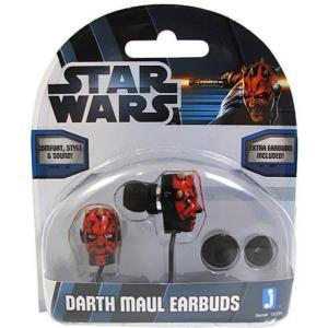 スターウォーズ Star Wars ジャズウェアーズ Jazwares ユニセックス テックアクセサリー Electronics Darth Maul Earbuds|fermart-hobby