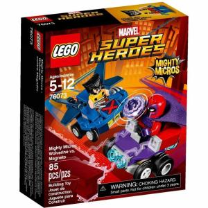 ウルヴァリン Wolverine レゴ LEGO おもちゃ Marvel Super Heroes Mighty Micros vs Magneto Set #76073|fermart-hobby