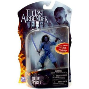 アバター Avatar スピンマスター Spin Master フィギュア おもちゃ the Last Airbender Blue Spirit Action Figure [Mask On]|fermart-hobby