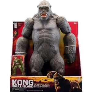 キングコング King Kong フィギュア Skull Island Kong Exclusive Mega Action Figure [Poseable] fermart-hobby