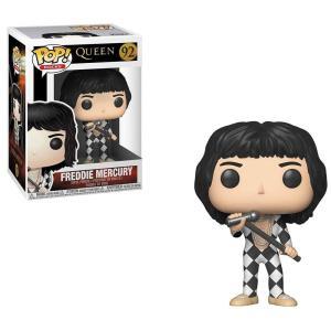 クイーン Queen フィギュア POP! Rocks Freddie Mercury Vinyl Figure #92 [Checkered Outfit]|fermart-hobby