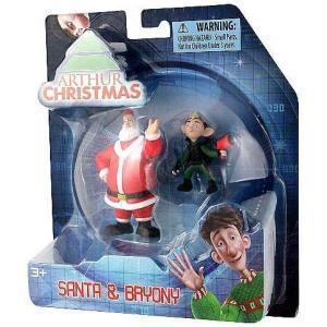 クリスマス Christmas フィギュア Arthur Santa & Bryony Mini Figure 2-Pack|fermart-hobby