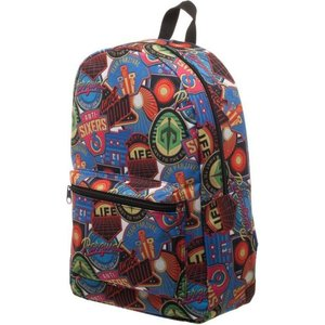 レディ プレイヤー1 Ready Player One バイオワールド Bioworld おもちゃ Patches Sublimated Backpack|fermart-hobby