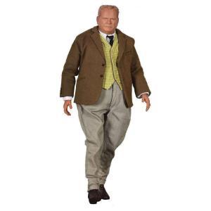 ジェームズ ボンド James Bond フィギュア Auric Goldfinger 12-Inch Collectible Figure|fermart-hobby
