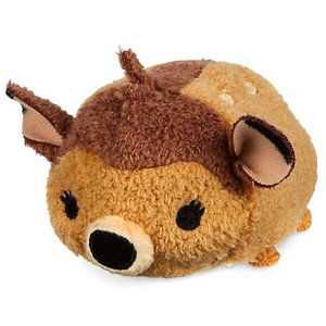 バンビ Bambi ディズニー Disney ぬいぐるみ おもちゃ Tsum Tsum Exclusive 3.5-Inch Mini Plush [Version 2]|fermart-hobby