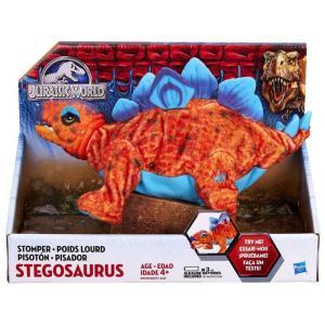 ジュラシック ワールド Jurassic World ハズブロ Hasbro Toys ぬいぐるみ おもちゃ Stomper STEGOSAURUS Deluxe Plush|fermart-hobby