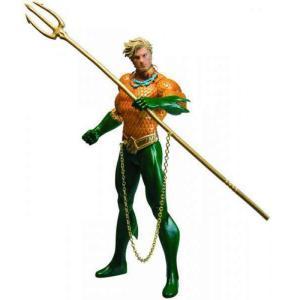 アクアマン Aquaman ディーシー コミックス DC Collectibles フィギュア おもちゃ DC Justice League The New 52 Action Figure fermart-hobby