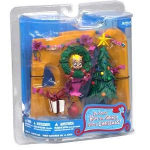 マクファーレントイズ McFarlane Toys フィギュア おもちゃ Dr. Seuss How the Grinch Stole Christmas! Cindy Lou Who Action Figure|fermart-hobby