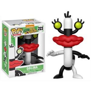 ぎゃあ!!!リアル モンスターズ Aaahh!!! Real Monsters フィギュア Nickelodeon POP! TV Oblina Vinyl Figure #223|fermart-hobby