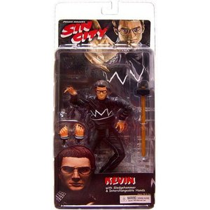 シン シティ Sin City フィギュア シリーズ2 Series 2 Kevin Action Figure [Color Variant]|fermart-hobby