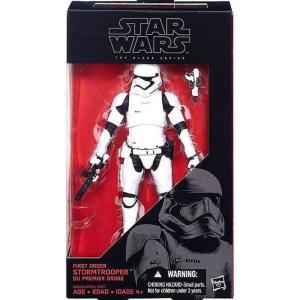 ストームトルーパー Stormtrooper ハズブロ Hasbro Toys フィギュア おもちゃ Star Wars The Force Awakens Black Series First Order Action Figure fermart-hobby