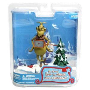 マクファーレントイズ McFarlane Toys フィギュア おもちゃ Dr. Seuss How the Grinch Stole Christmas! Two Sizes Too Small Action Figure|fermart-hobby