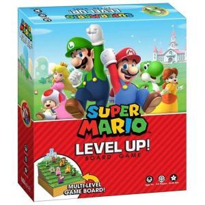 スーパーマリオ Super Mario ユーエスアポリー USAopoly ボードゲーム おもちゃ Level Up Board Game fermart-hobby