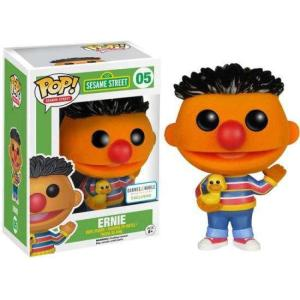 セサミストリート Sesame Street フィギュア ビニールフィギュア POP! TV Ernie Vinyl figure|fermart-hobby