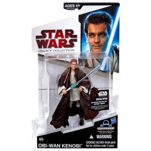スターウォーズ Star Wars ハズブロ フィギュア おもちゃ The Phantom Menace Legacy Collection 2009 Droid Factory Obi-Wan Kenobi Action Figure BD06|fermart-hobby