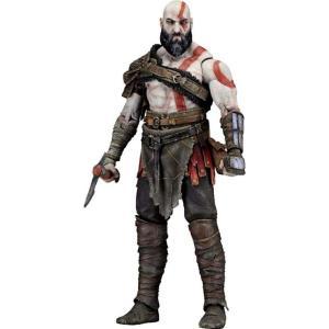 ゴッド オブ ウォー God of War ネカ NECA フィギュア おもちゃ Quarter Scale Kratos Action Figure|fermart-hobby