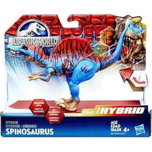 ジュラシック ワールド Jurassic World ハズブロ Hasbro Toys フィギュア おもちゃ Bashers & Biters Hybrid Spinosaurus Action Figure|fermart-hobby