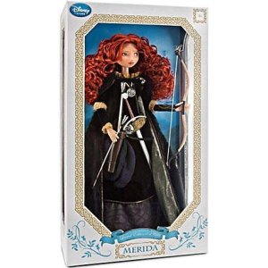 メリダと恐ろしの森 Brave ぬいぐるみ・人形 / Pixar Merida Exclusive 18-Inch Doll|fermart-hobby