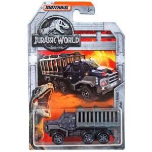 マッチボックス Matchbox おもちゃ・ホビー Jurassic World Armored Action Transporter Diecast Vehicle|fermart-hobby