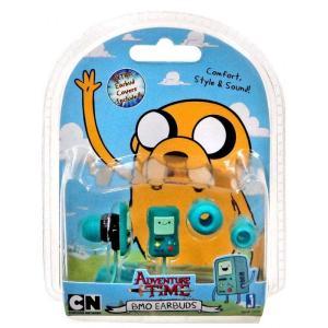 アドベンチャー タイム Adventure Time ジャズウェアーズ Jazwares ユニセックス テックアクセサリー BMO Earbuds|fermart-hobby