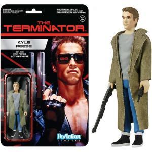 ターミネーター Terminator フィギュア ReAction Kyle Reese Action Figure|fermart-hobby