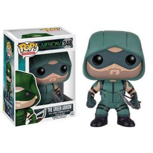 アロー Arrow フィギュア DC POP! Heroes The Green Vinyl Figure #348|fermart-hobby