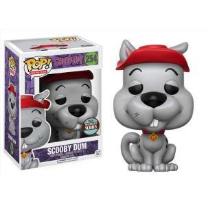 スクービードゥー Scooby Doo フィギュア POP! Animation Scooby Dum Exclusive Vinyl Bobble Head #254 [Specialty Series]|fermart-hobby