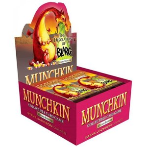 マンチキン Munchkin トレーディングカード ブースターボックス The Desolation of Blarg Booster Box|fermart-hobby