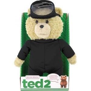 テッド Ted 2 ぬいぐるみ・人形 Ted in Scuba Gear 16-Inch Talking Plush [Explicit]|fermart-hobby