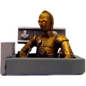 スターウォーズ Star Wars ジェントル ジャイアント Gentle Giant フィギュア おもちゃ Bust-Ups Series 1 C-3PO Micro Bust|fermart-hobby