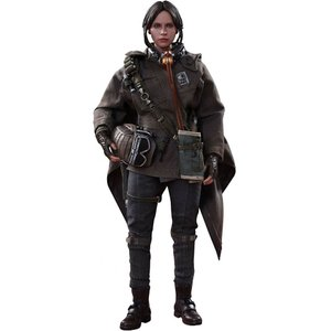 ジン アーソ Jyn Erso ホットトイズ Hot Toys フィギュア おもちゃ Star Wars Rogue One Movie Masterpiece 1/6 Collectible Figure [Deluxe Version]|fermart-hobby