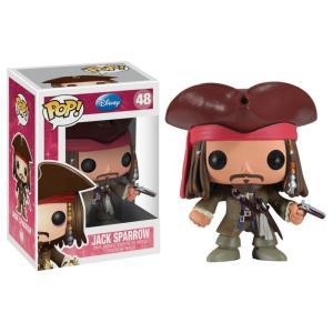 パイレーツ オブ カリビアン Pirates of the Caribbean ファンコ Funko フィギュア おもちゃ POP! Disney Jack Sparrow Vinyl Figure #48|fermart-hobby