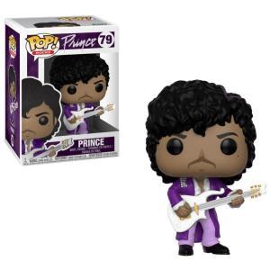 プリンス Prince フィギュア POP! Rocks Vinyl Figure #79 [Purple Rain]|fermart-hobby