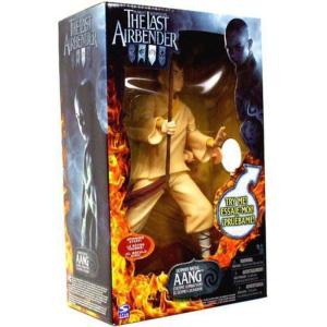 アバター 伝説の少年アン Avatar the Last Airbender スピンマスター Spin Master フィギュア おもちゃ Ultimate Battle Aang Figure|fermart-hobby