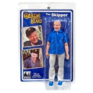ギリガン君SOS Gilligan's Island フィギュアーズトイ Figures Toy Co. フィギュア おもちゃ The Skipper Action Figure|fermart-hobby