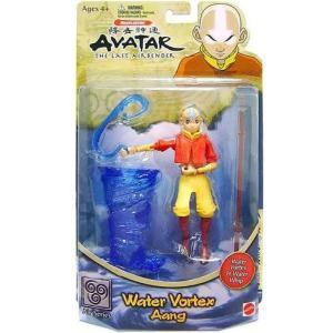 アバター 伝説の少年アン Avatar the Last Airbender マテル Mattel Toys フィギュア おもちゃ Aang Action Figure 2-Pack [Water Vortex]|fermart-hobby
